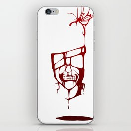 Blood of Ghouls iPhone Skin