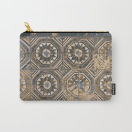 Old Spanish Tiles Carry-All Pouch