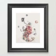 Source of All Knowledge Framed Art Print