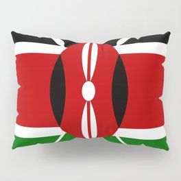 Flag: Kenya Pillow Sham