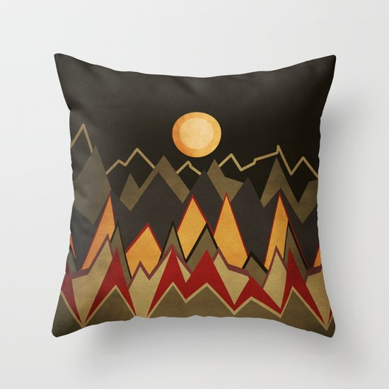 Textures/Abstract 115 Throw Pillow