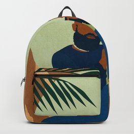 Barbershop No. 1 Backpack