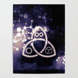 Raines Empire - Coalition Symbol Poster