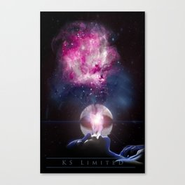What Dreams Are Made Of Canvas Print