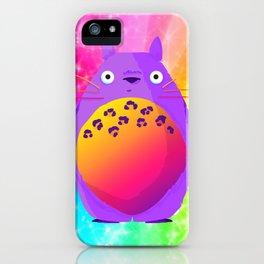 Frankentotoro iPhone Case