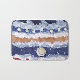 If the blue sky is a fantasy, Bath Mat