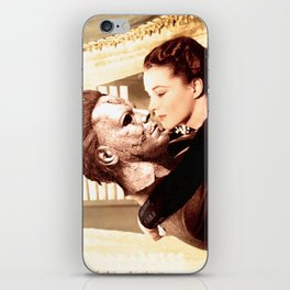 Michael Myers as Clark Gable iPhone Skin