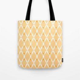 Golden Integration 2 Tote Bag