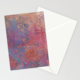 Abstract No. 458 Stationery Cards