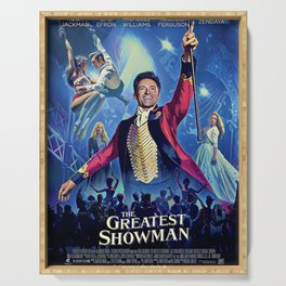 The Greatest Showman Poster Serving Tray