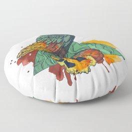 Crows Floor Pillow
