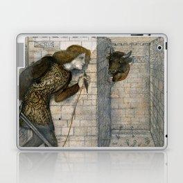 "Edward Burne-Jones ""Theseus and the Minotaur in the Labyrinth"" Laptop & iPad Skin"