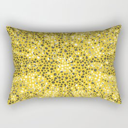 SCATTERED POLKA DOTS Rectangular Pillow