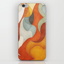 The Flow of Things iPhone Skin