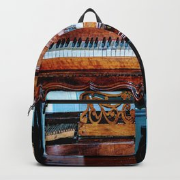 Plantation Piano Backpack