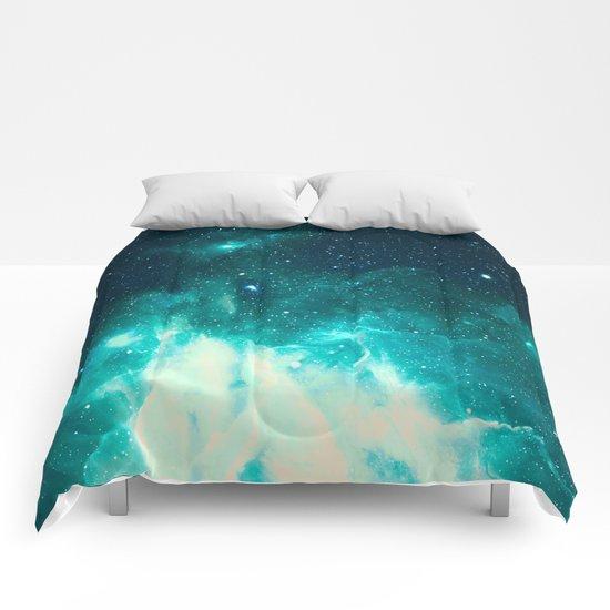 The Green Spirit Comforters