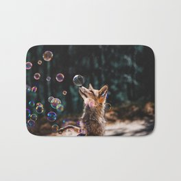 seek the magical side of the ordinary. Bath Mat