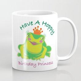 Frog Princess Coffee Mug