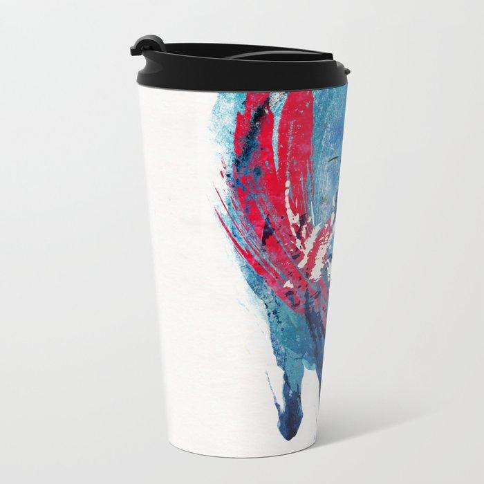 Lupus Lupus Metal Travel Mug
