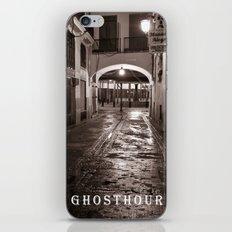GHOSTHOUR - VALENCIA - DUPLEX iPhone & iPod Skin