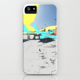 Sunny iPhone Case