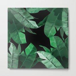 Tropical Palm Print #3 Metal Print