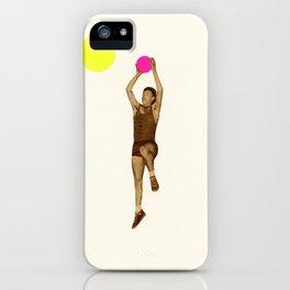 Basketball iPhone Case