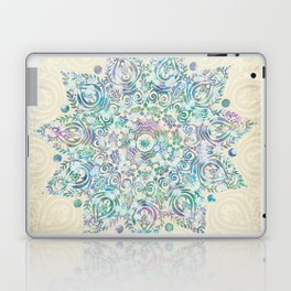 Mermaid Dreams Mandala Laptop & iPad Skin