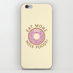 Do's and Donuts iPhone & iPod Skin
