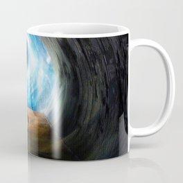 The Time Traveler Coffee Mug
