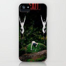 Hanlon's Razor iPhone Case