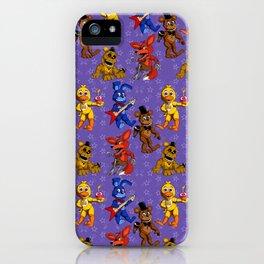 FNAF: Celebrate! iPhone Case