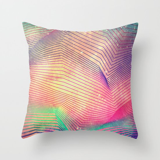 gyt th'fykk yyt Throw Pillow
