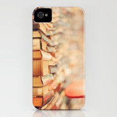 ...and more books iPhone (4, 4s) Slim Case