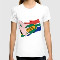 south africa T-shirts featuring South Africa Rugby by mailboxdisco