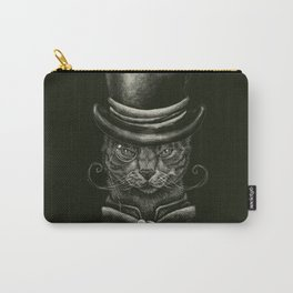 Classy Cat Carry-All Pouch