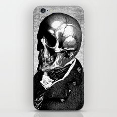 Mr Bones iPhone & iPod Skin
