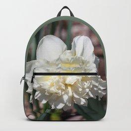 Daffodil in Cream Backpack
