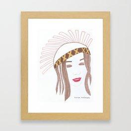Nirrimi Hakanson Framed Art Print