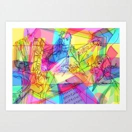 Rofhva Art Print