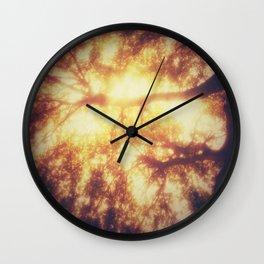 2196 A.D. Wall Clock