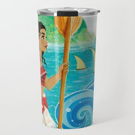 Explorer of the sea Travel Mug