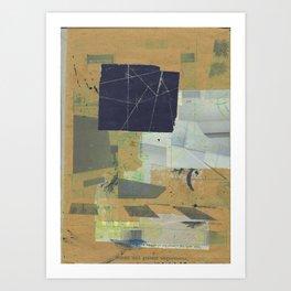 sedimenti 81 Art Print
