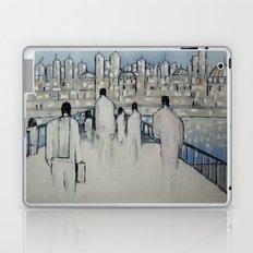 foot traffic 02 Laptop & iPad Skin