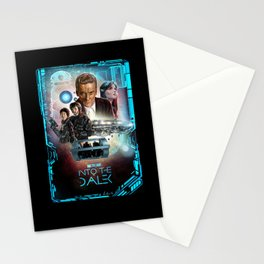 Doctor Who: Into The Dalek Stationery Cards