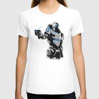 garrus T-shirts featuring Garrus Vakarian by Logan Niblock