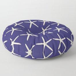 Navy Floor Pillow