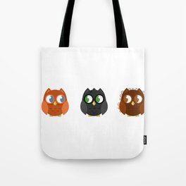 Owly Potter Tote Bag