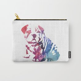 Dog paint Carry-All Pouch