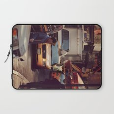 A LAMA IN NEW YORK ***  NEVER STOP EXPLORING VIII  Laptop Sleeve